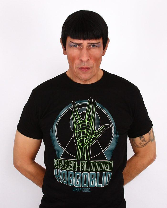 Green-Blooded Hobgoblin Shirt